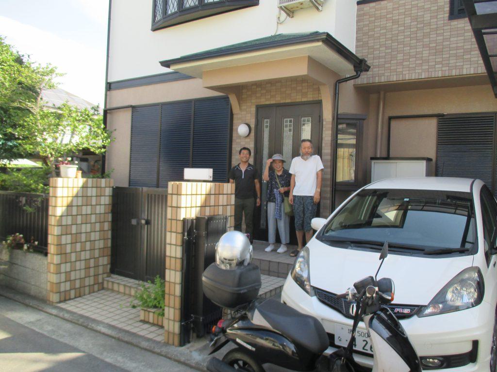 外壁塗装 堺市東区