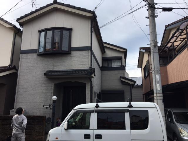 外壁塗装 大阪狭山市