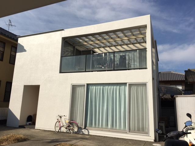 外壁塗装 堺市美原区