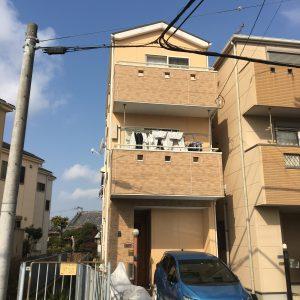 外壁塗装 堺市中区