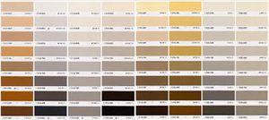 色見本でさらにカラーイメージを固める