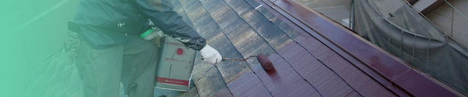 外壁塗装の施工レポート